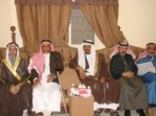 حفل معايدة اسرة الكليب المغيرة بمدينة العيون