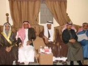 أسرة الكليب المغيرة بمدينة العيون تقيم حفل معايدة .