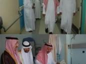 مستشفى مدينة العيون يعايد المرضى .