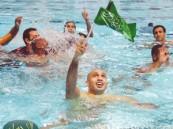 أخضر الماء يبحث عن برونزية العالم أمام برتوريكو