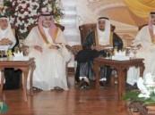 الأسرة الرياضية بمكة المكرمة تكرم الدكتور صالح بن ناصر