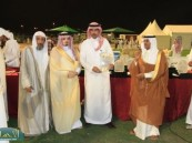 إدارة مهرجان جمال الخيل الرابعة تكرم الزميل خالد الدوسري