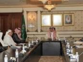الأمير نواف بن فيصل يرأس اجتماع اللجنة الإشرافية العليا لانتخابات الاتحاد الرياضية