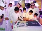 القنوات الرياضية السعودية تحتفي بأبناء جمعية إنسان