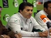 بسيرو: لم أستدعي ياسر ولدي 26 لاعباً هم نبض الأخضر والمجال لازال مفتوحا للجميع