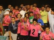 الوسام يظفر بلقب بطولة الأمير فيصل بن فهد بالترجيح على حساب الفضل