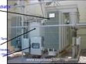 أنفجار مولدين كهربائيين يتسبب في أنقطاع الكهرباء في الدمام .