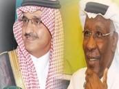 أحمد عيد يرحب بالأمير خالد ويهنيء الاتحاد والشباب