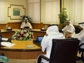 اجتماع مجلس إدارة هيئة الري والصرف بالأحساء
