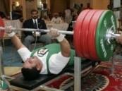 22 ميدالية لأخضر رفع الأثقال في البطولة العربية بقطر