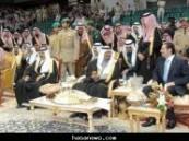 ولي العهد يشرف حفل الإحتفاء الذي أقامه الأمير نايف