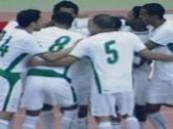 """""""صقور أبو متعب """" يقتربون من التأهل الخامس لكأس العالم بعد فوزهم المثير على الامارات"""