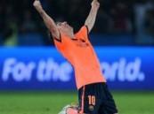 بفوزه بكأس العالم للاندية لكرة القدم … برشلونة يعتلي القمة العالمية