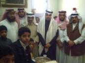 تحصين طلاب مدرسة عمر بن عبد العزيز ضد انفلونزا الخنازير. وافتتاح ركن التوعية الإسلامية