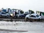 زمزم تحذر من الأمراض التي تنتشر بعد السيول والفيضانات .