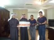 تسليم أول طلب للأسر المنتجة بالأحساء عبر السوق الإلكتروني للبريد السعودي إي مول .