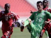 هزيمة ثقيلة للجزائر أمام ملاوي في كأس أفريقيا .