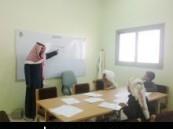 مدرسة الخن الابتدائية تنظم دورة تدريبية لطلابها عن تطوير الذات .