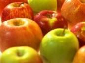 التفاح يسهل عملية الهضم .
