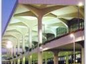راكب سعودي قادم من نجران يتعرض لاطلاق نار في مطار الملك فهد بالدمام .