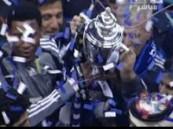 على الطريقة الأوربية … الأمير سلطان يتوج الهلال بكأس دوري زين السعودي  2010م