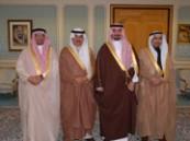 نائب أمير المنطقة الشرقية يطلع على تقريراً عن صندوق التنمية الزراعية .