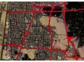 أمانة الأحساء تعتمد دراسة مسار الدائري الداخلي لمدنية المبرز  .