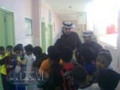 مدرسة عمربن عبد العزيز بالمبرز تقيم عدة أنشطة