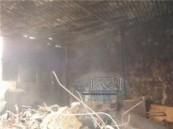 الدفاع المدني بالأحساء يخلي منزلاً من سكانه و يسيطر على حريق اندلع فجر اليوم في مستودع غير نظامي في حي الصالحية بالهفوف .