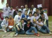 فوز مدارس الظهران  للروبوت ببطولة المنطقة الشرقية لمسابقة الفيرست اليجو السعودية FLL Saudi .
