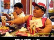 40% من أطفال المنطقة الشرقية يعانون من زيادة الوزن