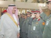 المملكة تدشن مبنى قيادة قوة الصواريخ الاستراتيجية
