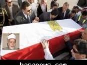 نقل من الرياض إلى المدينة المنورة … جثمان شيخ الأزهر يوارى الثرى في البقيع