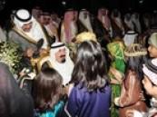 خادم الحرمين رعى افتتاح« الجنادرية 25