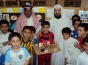 مدرسة الشاطبي لتحفيظ القرآن تحتفل بأسبوع المرور وتعرض أعمال الطلاب