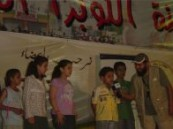 فعاليات ماتعة في مهرجان نادي العطاء وجمعية المعاقين بالأحساء