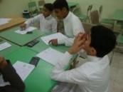 تربية وتعليم البنين بالأحساء تخلي مدرسة المغيرة بن شعبة لعدم صلاحية المبنى .