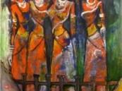 برعاية الأميرة جواهر بنت نايف : افتتاح معرض البيت الفني بالخبر غدا  .