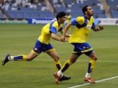 النصر يواصل زحفة لنهائي الخليج بفوزه على الوصل الإماراتي