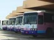 إدارة تعليم البنات تقيم دورة توعوية لسائقي الحافلات .