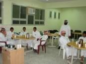 ختام مميز ورائع للمركز التدريبي الطلابي للقطاع الشمالي بمدرسة بدر بالعيون  .