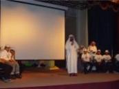 بالغنيم يرعى حفل تكريم فريق مدارس الأحساء للروبوت ويسلم جوائز الفائزين في المسابقة العلمية للأنفلونزا المستجدة .