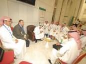 مشاركة متميزة لجامعة الملك فيصل في المؤتمر  العلمي الأول لطلاب وطالبات التعليم العالي .