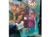 من المناهج الدراسية الجديدة للعام القادم : كتاب يظهر المعلم والطالب في صورة «حمير»