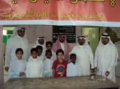 مدرسة عمر بن عبد العزيز بالمبرز تنظم عدد من الفعاليات .