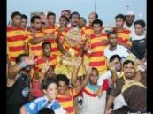 تتويج فريق القادسية بلقب بطولة الأمجاد 2010  .