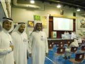 بدأ تدريب العدادين المرشحين لحملة التعداد السكاني بمركز مدرسة جابر الأنصاري الابتدائية
