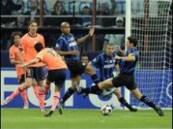 في شبه نهائي دوري الأبطال … انتر ميلان يفوز على برشلونه 3-1