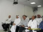 صحة الأحساء تنظم محاضرة بعنوان ( الخطوط العريضة لمنظمة الصحة العالمية لقائمة السلامة الجراحية )