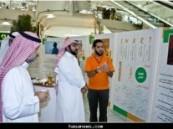 حضور غفير لمعرض عايش لهدف بمجمع الراشد مول